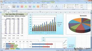 how to create a chart template in excel   lynda com tutorial    how to create a chart template in excel   lynda com tutorial