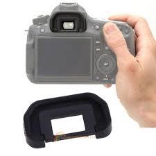 Rubber <b>EyeCup Eyepiece EB</b> for <b>Canon EOS 10D</b> 20D 30D 40D ...