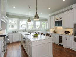 white transitional kitchen with natural lighting and backsplash amazing 20 bright ideas kitchen lighting