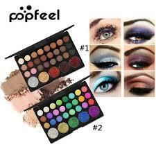 <b>29 Colors Eye Shadow</b> Matte Makeup Waterproof shimmer glitter ...