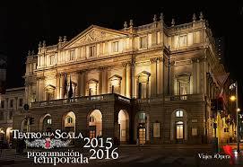 「teatro alla scala 2016」の画像検索結果