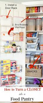 Kitchen Pantries 17 Best Ideas About Organize Small Pantry On Pinterest Small