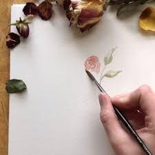 299 Best <b>Watercolor roses</b> images in 2019 | <b>Watercolour</b> paintings ...