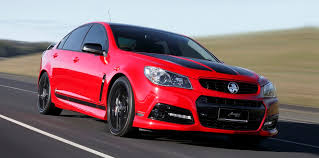Commodore Craig Lowndes Ss V Special Edition Sedan Launched