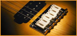 Image electric guitar bridge saddles