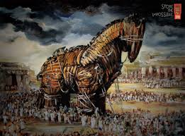 Image result for trojan horse