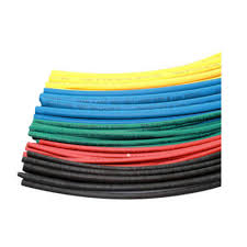 Factory price 1 <b>Meter</b>/lot <b>2:1 Black</b> 1 2 3 <b>5</b> 6 8 10mm Diameter Heat ...