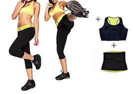 Buy ShopyBucket Women's <b>Slimming Pants</b> Capris Hot Thermo ...