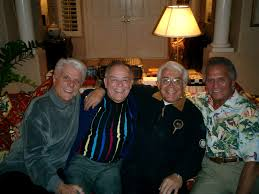 jpg frankie julius la rosa jerry vale buddy greco playing golf world champion doug sanders