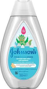 Johnson's Baby Детская <b>гель</b>-<b>пена</b> для купания Для маленьких ...