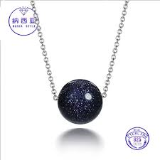 2019 <b>NASIA 925 Sterling Silver</b> Pendant Necklace For Women Fine ...