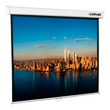 Настенный <b>экран Lumien Master</b> Picture 183х244 см — купить в ...