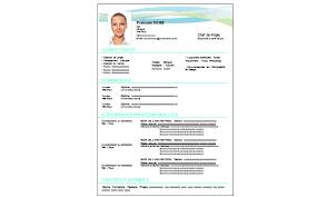 Mod  le de CV pour un emploi d opticien lunetier confirm   Ma carri  re en TI   WordPress com