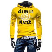 <b>Zogaa New Fashion</b> Men's Long Sleeve Hoodie Sweatshirt <b>Cotton</b> ...