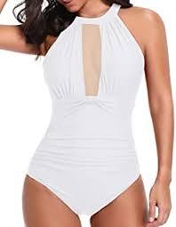 Whites Women's <b>One Piece</b> Swimwear | Amazon.com