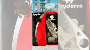 <b>Нож складной spyderco Para</b> 3 С223gpcmo купить в Москве на ...