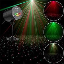 SUNY Mini <b>Portable</b> Laser Lights RG Star Dots DJ Projector <b>Sound</b> ...