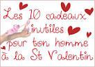Cadeau Saint-Valentin Slection originale sur