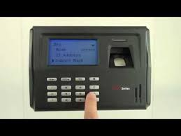 <b>TCP</b>/<b>IP</b> LAN Communication <b>Biometric</b> Setting - YouTube