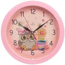 <b>Часы настенные Вега</b> Сова П1-15/7-322 28.5 см в Москве ...
