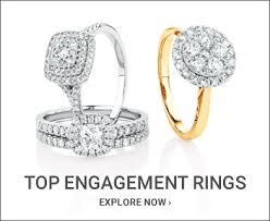 <b>Halo</b> Engagement Rings & <b>Halo</b> Diamond Rings at Michael Hill