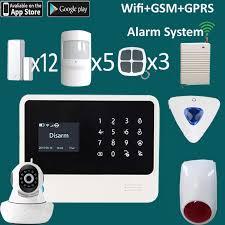 <b>Wireless smart</b> home security set Spanish French Dutch English ...