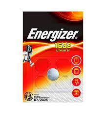 "<b>Батарейка</b> ""<b>Energizer</b>"" <b>Lithium CR1632</b> (1 шт.) /блок 10 — купить в ..."