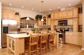 kitchen paint colors with cream cabinets: painted kitchen cabinet ideas beautiful home design