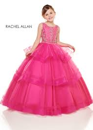 Little <b>Girl</b> Pageant <b>Dresses 2019</b> Collection | Rachel Allan