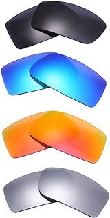 NicelyFit 4 Pairs Polarized Replacement Lenses for ... - Amazon.com