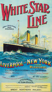 titanic facts discover facts about the titanic titanic stories travel posters
