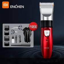 <b>Xiaomi ENCHEN Professional</b> Hair Trimmer Clipper Shaver ...