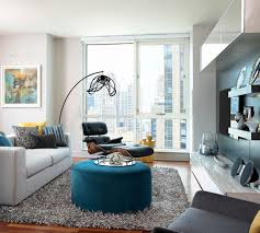 eames lounge chairs for living room with comfortable white sofa and blue round table calm chaise lounge chairs
