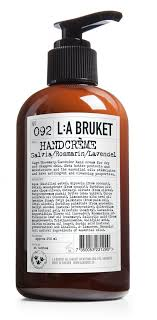 <b>L:A Bruket</b> - 092 HANDCRÈME <b>Salvia</b> / rosmarin / lavendel 250ml ...