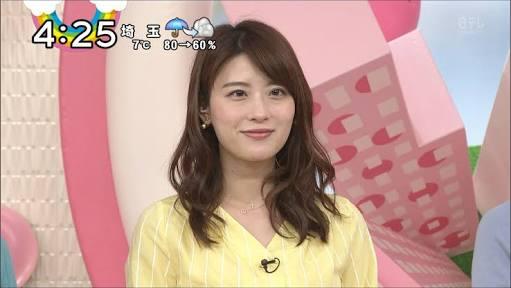 黄色い服の郡司恭子