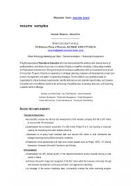 resume format military experience cipanewsletter military resume samples cio sample resume by executive resume