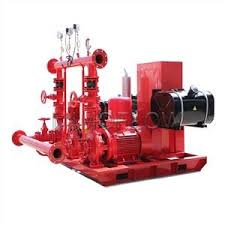 <b>Customized Fire Pump</b> Set Quotation - MIMO FLOW CONTROL