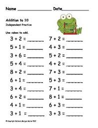 First grade math, First grade and Math on PinterestFREE PREVIEW First Grade Math {Frog Math} A Fall Review