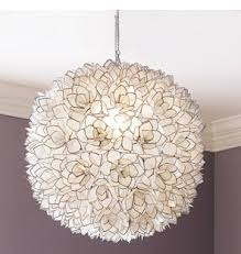 it was only 549 so i almost bought it capiz shell chandelier capiz shell lighting fixtures