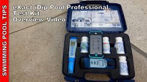 eXact iDip® <b>Pool Professional</b> Test Kit Smart Photometer System ...