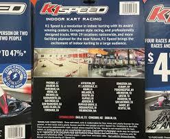 k1 speed indoor kart racing lap race license costco weekender k1 speed indoor kart racing great for parties birthdays and bachelor parties
