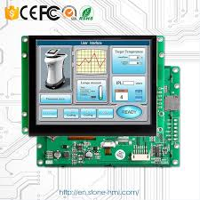 """8"""" <b>STONE TFT LCD Module</b> STI080WT 01 with Touch Panel + ..."""