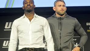 <b>UFC</b> 232: Jon Jones vs. <b>Alexander Gustafsson</b> referee, judges ...