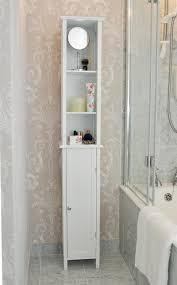 colonial tall bathroom cabinet