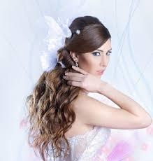 تسريحات راقية وجميلة للعروسه images?q=tbn:ANd9GcR
