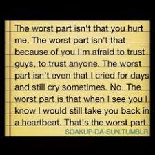 Heartache. on Pinterest | Heartbreak Quotes, It Hurts and I Miss You