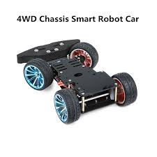 Automation, Motors & Drives 2WD/4WD <b>smart Car Chassis</b> Kit For ...