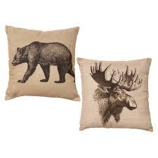 western decor pillows