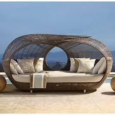 furniture design ideas outdoor beach add lather and square cushions in unusual wicker sofa bed charming outdoor furniture design