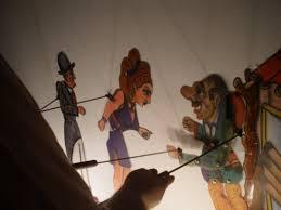 Αποτέλεσμα εικόνας για θεατρο σκιων καραγκιοζης